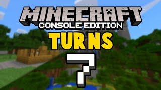 Minecraft Console Turns 7 Today The Most Impactful Game...
