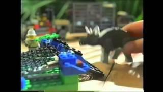 Lego Adventurers Dino Island 2000 Commercial