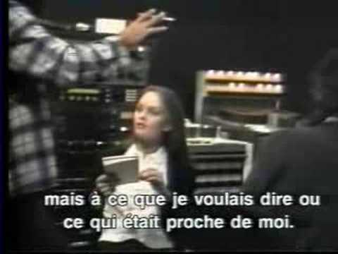 Vanessa Paradis & Lenny Kravitz Interview...ENGLISH!