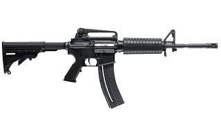 Гвинтівка Walther Colt М4 Carbine .22 LR. Розпакування і перші враження.