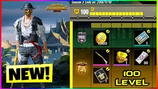 PUBG MOBILE LIVE   Road To 100 Level Royal Pass   Subscribe & Join Me