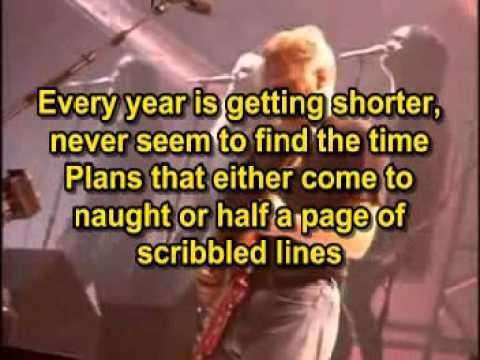 Pink Floyd   Time Karaoke