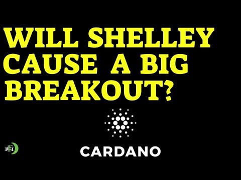 CARDANO (ADA) | WILL SHELLEY CAUSE A BIG BREAKOUT?