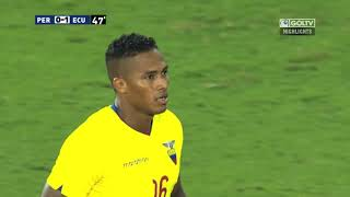 Peru 0:2 Ecuador