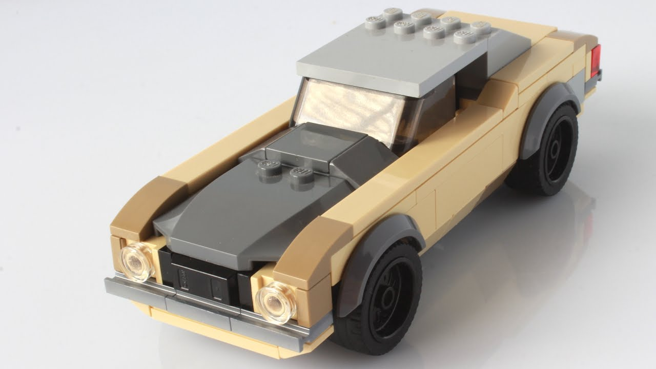 Cars 30k >> Lego Chevrolet Monte Carlo from Fast and Furious Tokyo Drift - YouTube
