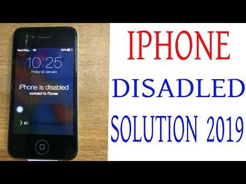 mengatasi iphone 4 nonaktif sambungkan ke itunes