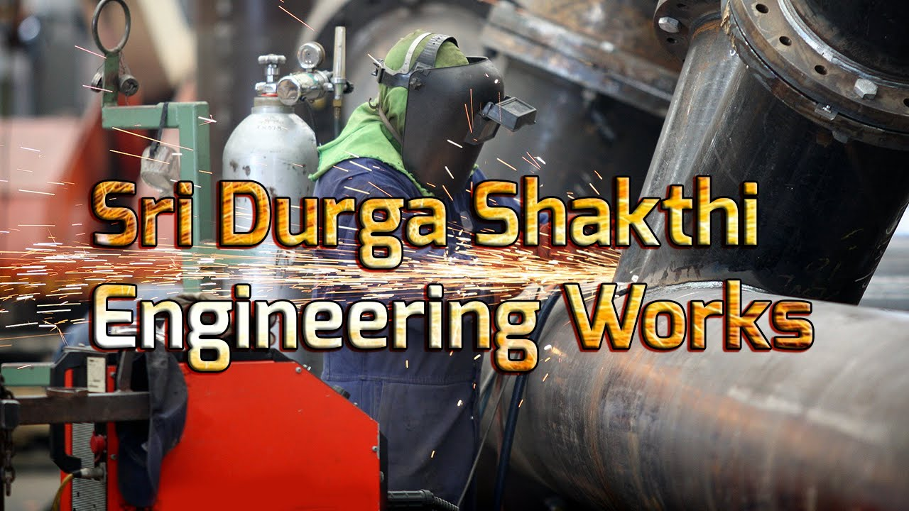 Sri Durga Shakthi Engineering Works are Heavy Fabrication & Chimney at Mahadevapura in Bengaluru
