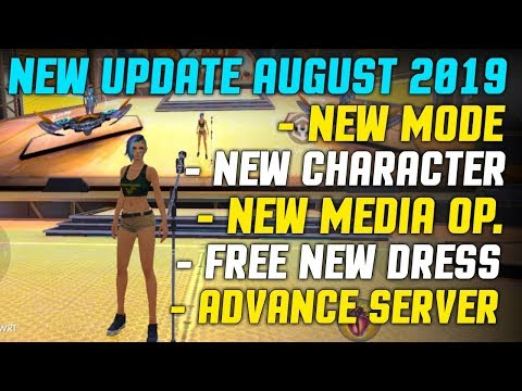 New Update On Free Fire