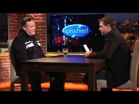Markus Krebs im Interview bei Studio 47 Duisburg Sendung Spruchreif