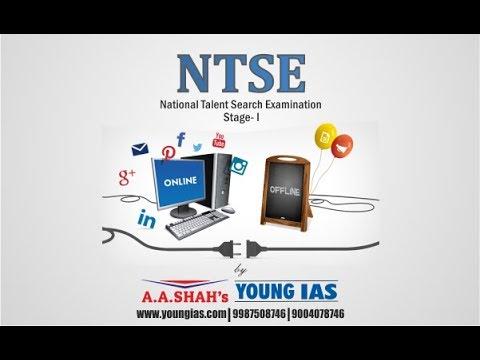 NTSE 2018 - 19 - Introduction