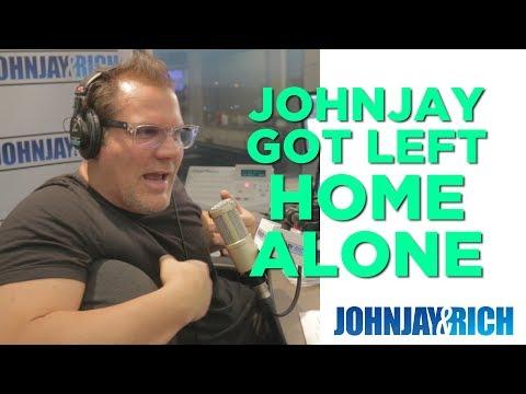 In-Studio Videos - Johnjay Was Left Home Alone!