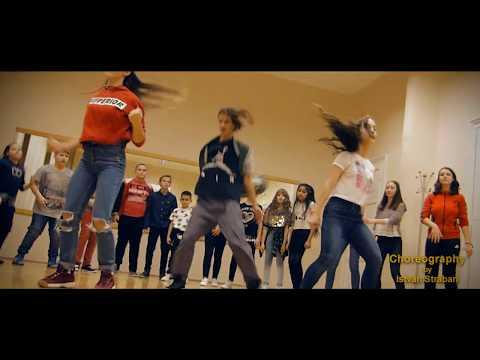 "Xzibit ""Concentrate"" _ CIARA "" DOSE "" Beginner choreo | Choreography by Istvan Straban |Nk Hip-Hop"