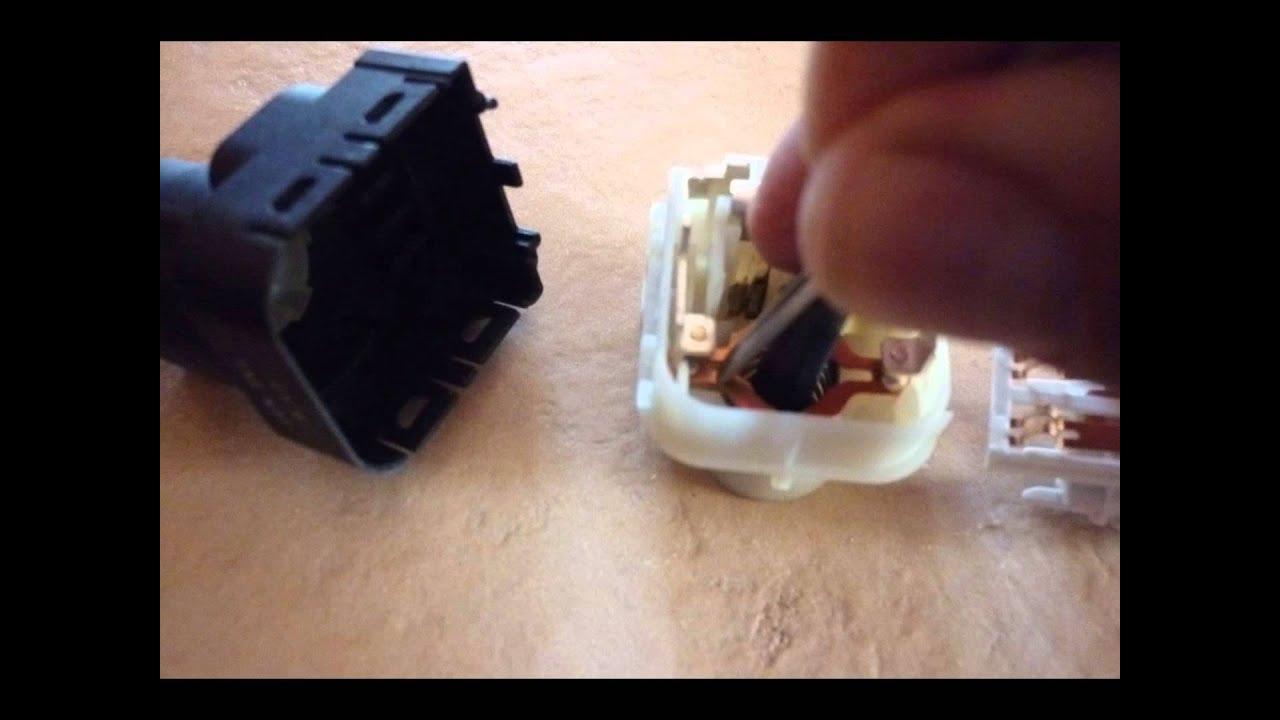 Interruptor Freno Alhambra Fallo En Luz De Freno Youtube