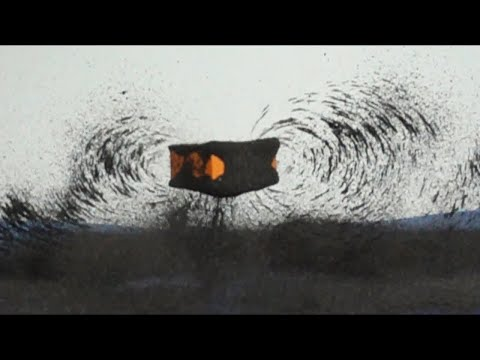 Magnetic Fields in Slow Motion | Magnetic Games