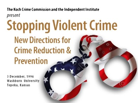 Stopping Violent Crime: New Directions for Crime Reduction & Prevention