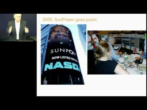 History of SunPower, Dr. Richard Swanson