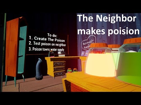 Repeat The Neighbor Gameplay | Hello Neighbor Mod by Konradkh