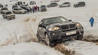 BMW xDrive vs Audi Quattro and Volkswagen Torsen