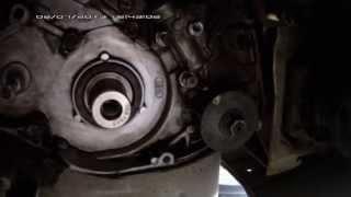 Замена ремня ГРМ и сальников на 4G63 Митсубиси Лансер 2.0 (4G63 Timing Belt & Oil Seals Replacement)