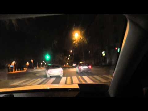 Водитель в состоянии наркотического опьянения. Место происшествия 24.10.2014