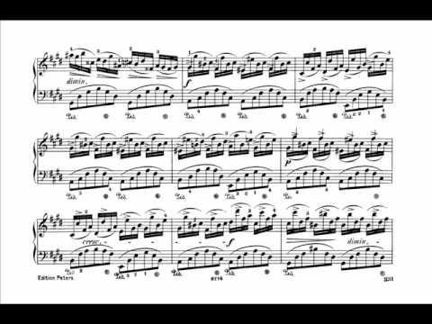 Chopin - Fantaisie Impromptu, Op. 66 (Rubinstein)