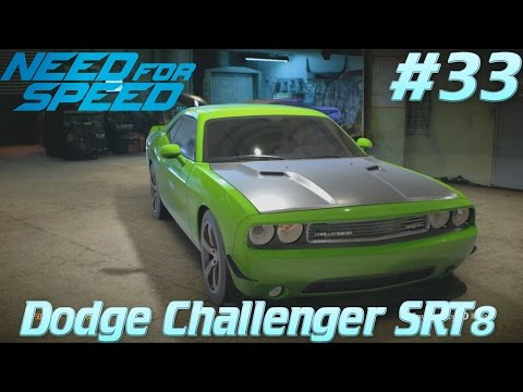 Need For Speed 2015. Прохождение игры. Dodge Challenger SRT8. (XboxONE) #33