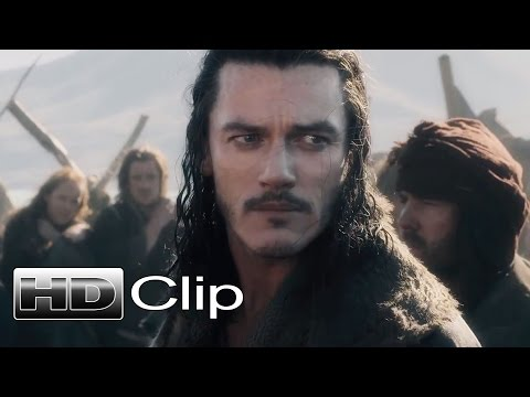 "THE HOBBIT: THE BATTLE OF THE FIVE ARMIES - ""We Find Shelter"" Clip - Official (2014) [HD]"