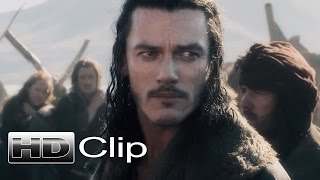 """THE HOBBIT: THE BATTLE OF THE FIVE ARMIES - """"We Find Shelter"""" Clip - Official (2014) [HD]"""
