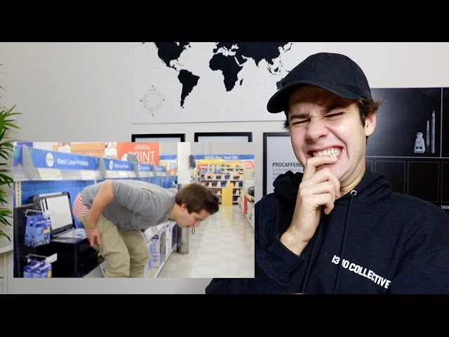 REACTING TO MY OLD CRINGEY VIDEOS!!
