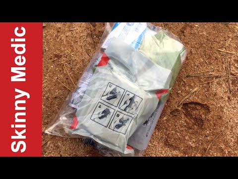 First Aid Kit For Hunters