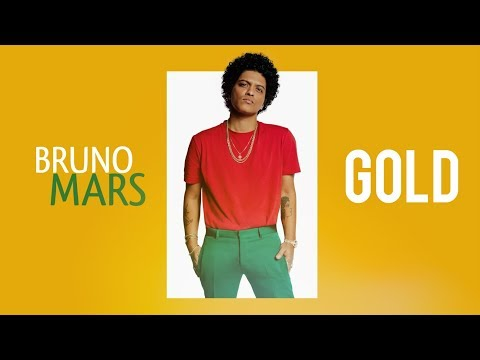 Bruno Mars - GOLD (New Song 2018)