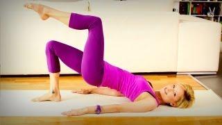 Power Pilates Mittelstufe: Das perfekte Allround-Training für einen schlanken Körper!