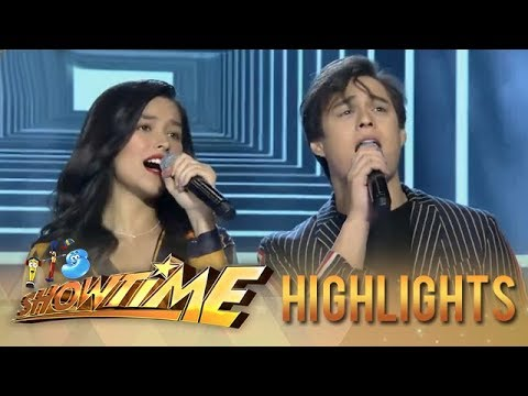 It's Showtime: LizQuen performs a Valentine treat for Madlang People