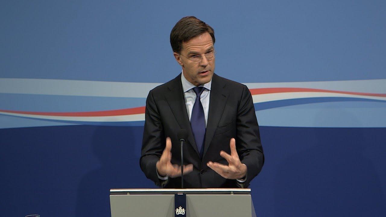Statement MP Rutte Na Ministerraad Van 16 Februari 2018