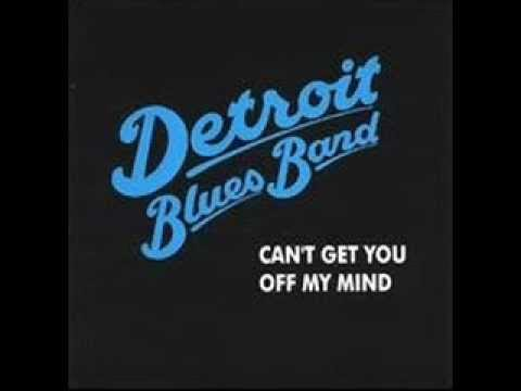 Detroit Blues Band - Tears From My Eyes