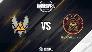 Rainbow Six Pro League Relegations - Season 8 - EU - Team Vitality vs. ENCE eSports - Week 16