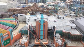 20th Century Fox World Theme Park, Awana SkyWay Cable Car in Genting Highlands Malaysia