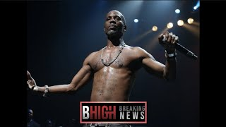 DMX In ICU In Vegetative State, Fighting For His Life, Doctors Say It's Not Looking Good Right