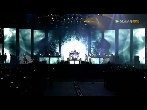 Linkin Park - New Divide Live at Beijing Workers' Stadium 2015