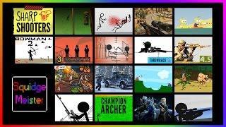 Addicting Games || SHOOTING GAMES || FUNNY MOMENTS