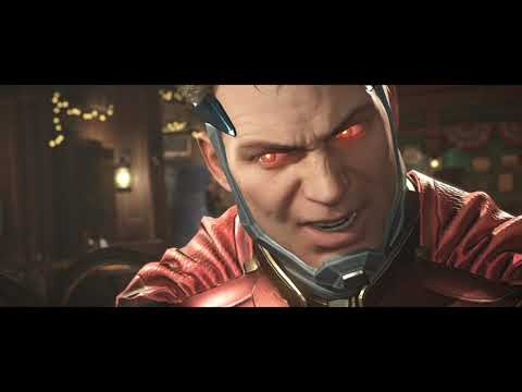 Wonder Woman Kicks Butt in this One-Injustice 2: Legendary Edition IDK You Decide |