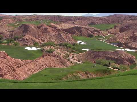 Wolf Creek Golf Club in Mesquite, Nevada