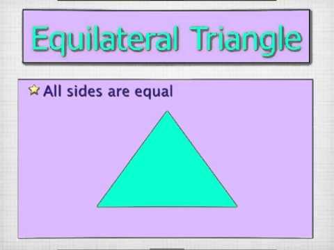 Classifying Triangles | Passy's World of Mathematics