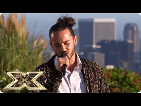 Ricky John sings When A Man Loves A Woman  Judges Houses  The X Factor UK 2018