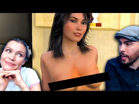 SEX ON THE FIRST DATE Simulator - SourceFed Plays - Date Ariane