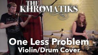 Problem- Ariana Grande ft. Iggy Azalea (Violin/Drum Cover)
