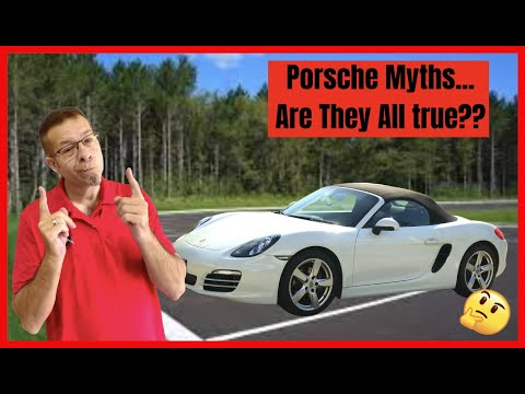 Porsche Boxster Ownership Myths Answered - Subscribe for More!!