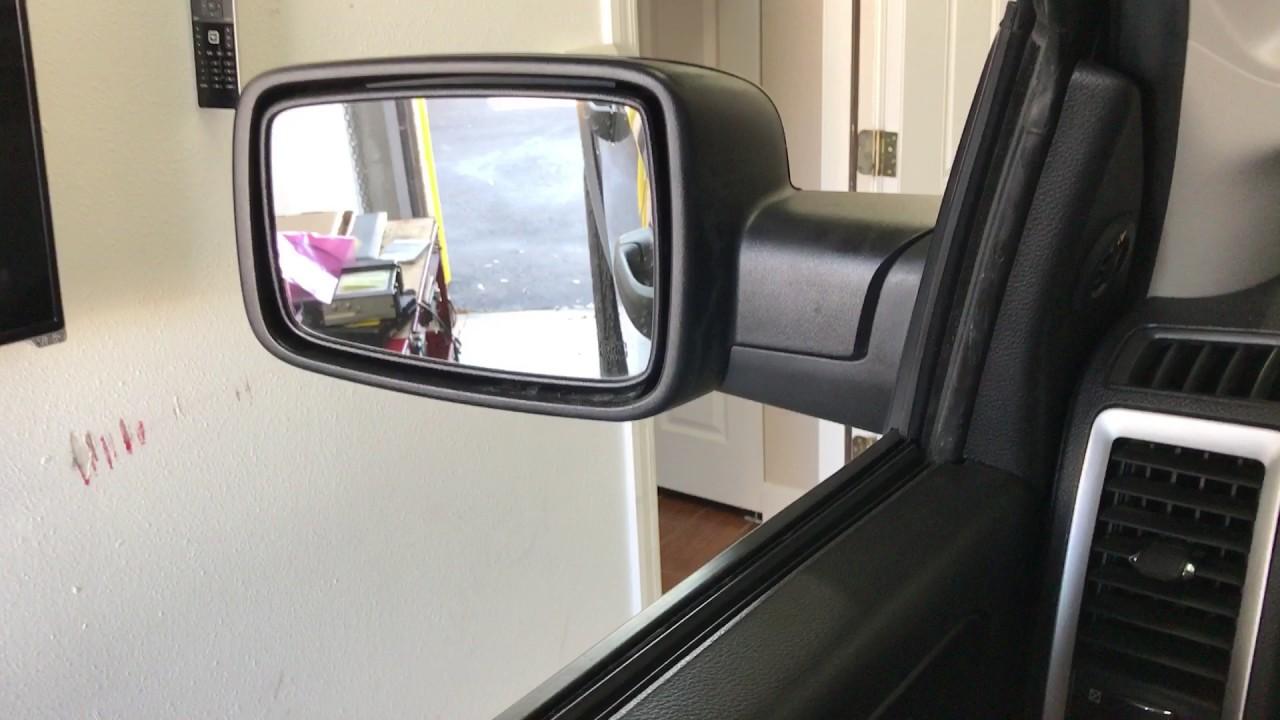 Obdgenie C Pfm Power Folding Mirrors Programmer For Ram Truck Grand Cherokee Youtube