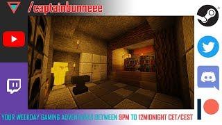 Night stream gaming - Minecraft 1.12.2