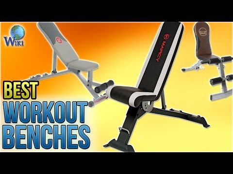 10 Best Workout Benches 2018